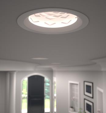 Decorative Recessed Downlights