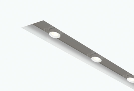 sc 1 st  ELEMENT Lighting & MERGE Recessed Track System | ELEMENT Lighting