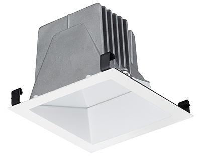 Wall wash light module