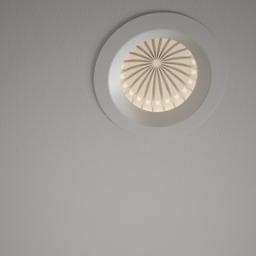 Reflections Decorative Recessed Downlights Element Lighting