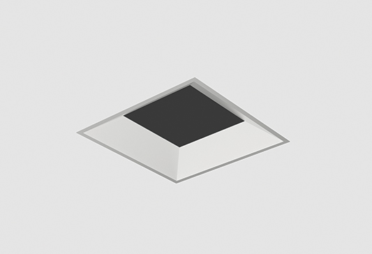 Entra 3 Inch LED Adjustable Recessed Downlight | Element Lighting