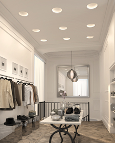 Reflections Redefines Recessed Lighting By Allowing Led Downlights To Become An Essential Architectural Compononent As Well A Decorative Design Element