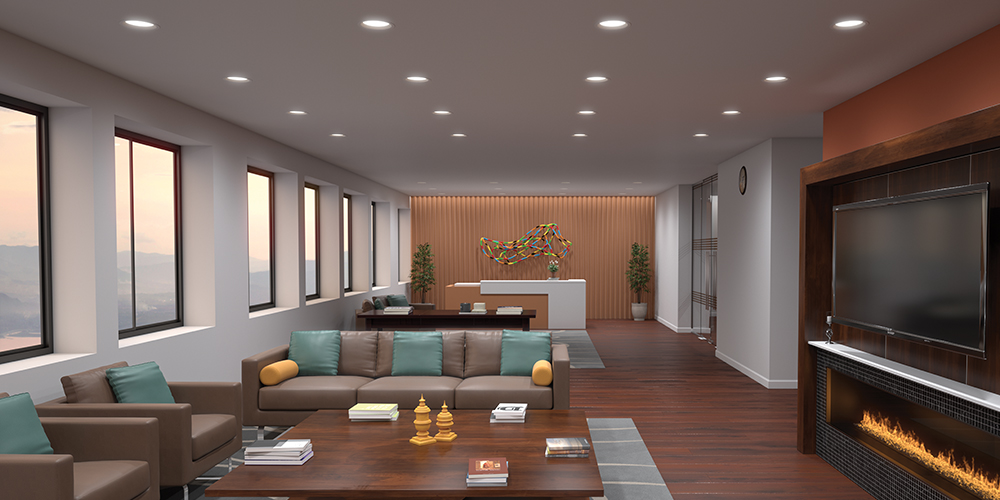 Merge 1 5 Recessed Led Linear System Element Lighting