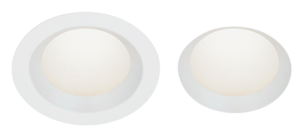 Skye Downlight Flanged and Flangeless